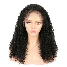 Load image into Gallery viewer, Virgin Brazilian Hair Curly Lace Front Wigs
