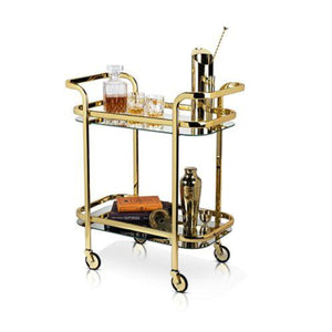 Belmont: Gold Bar Cart