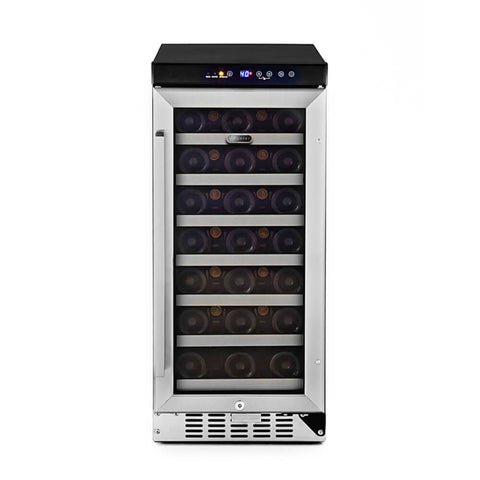 Image of 33 Bottle Built-In Wine Refrigerator by Whynter
