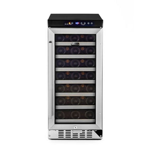 33 Bottle Built-In Wine Refrigerator by Whynter