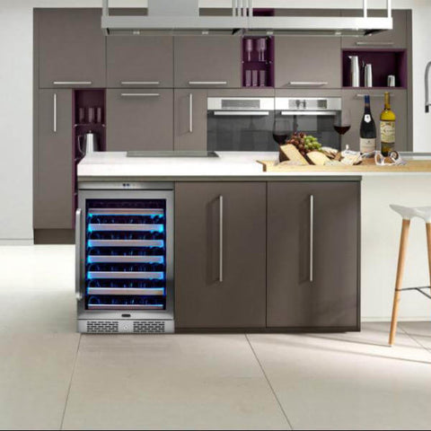 Image of Spectrum LightShow Wine Cooler by Whynter