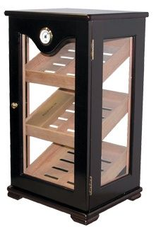 Point of Sale Display Humidor