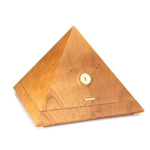 Image of Pyramid Cedro Deluxe Humidor by Adorini