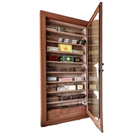 Image of Reliance Wall Humidor 750