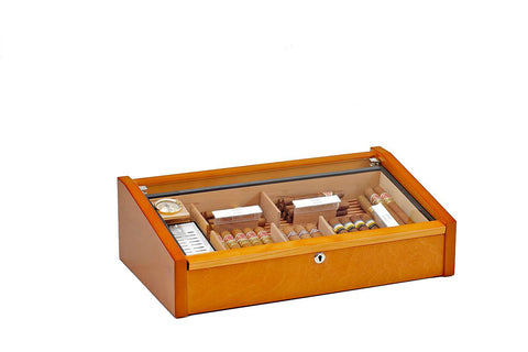 Image of Vega Deluxe Display Humidor by Adorini