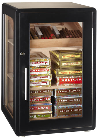 Image of Bari Deluxe Cabinet Humidor by Adorini