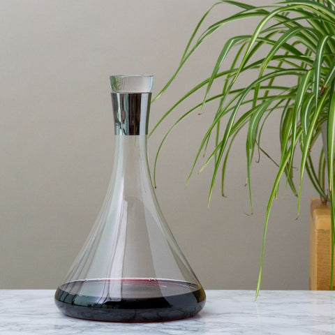 Image of CHROME DECANTER by VISKI  (Available 12/27/2021)