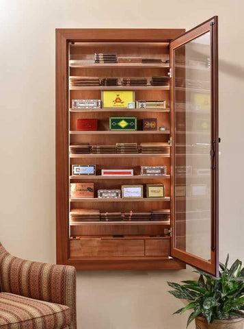 Image of Reliance Wall Humidor 550
