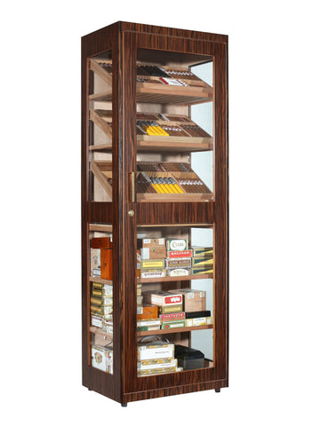 Image of Capri Electronic Humidor Cabinet by Adorini