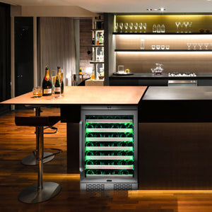 Spectrum LightShow Wine Cooler by Whynter
