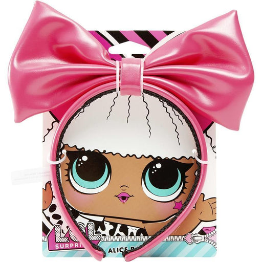 LOL Surprise Diva Bow Headband - Pink - Cotton Passion