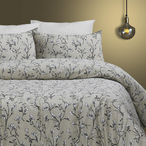 Jasmine's Garden Bedsheet Set - Cotton Passion