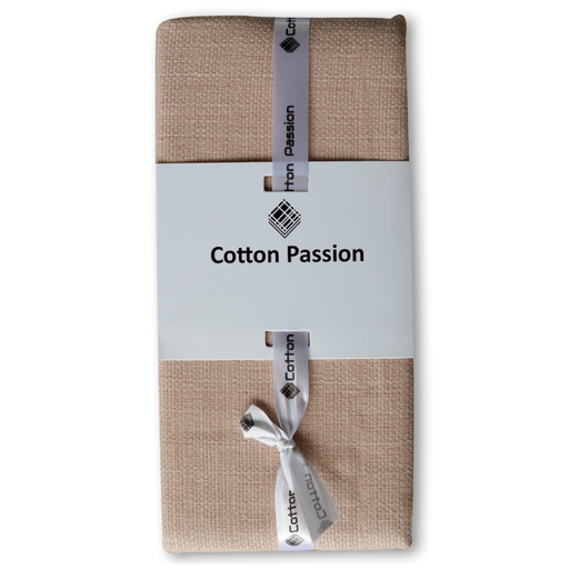 Plain Blush Napkins - Cotton Passion