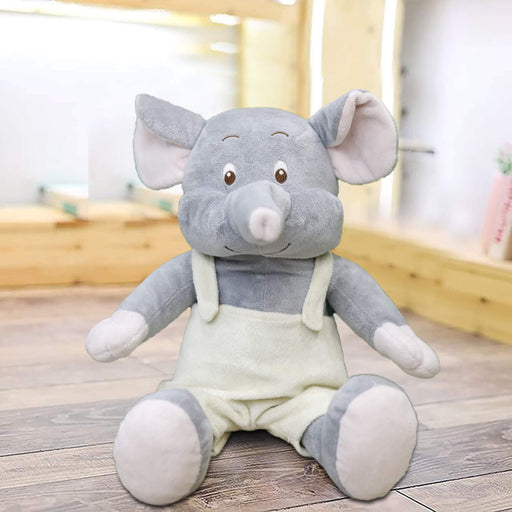 Elephant Stuffed - L (21 inches) - Cotton Passion