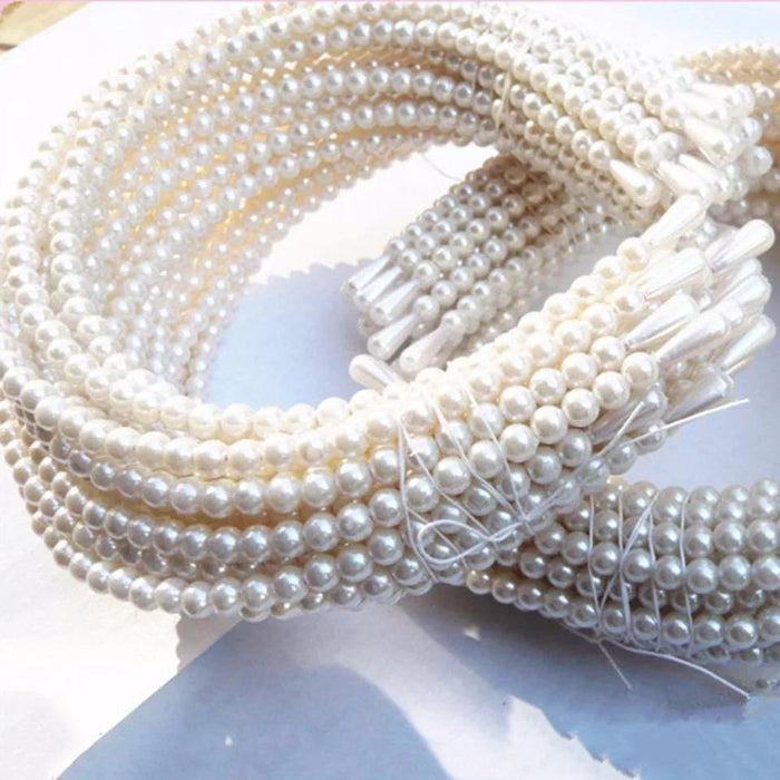 Pearl Hairband - Cotton Passion