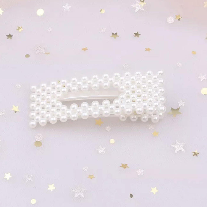 Pearl Hairpins - Cotton Passion