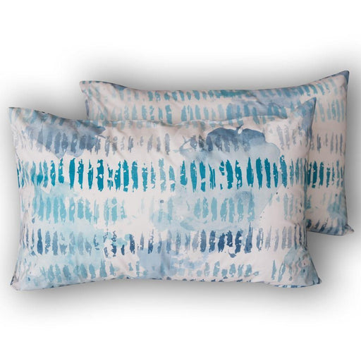 Indigo Blue Pillow Covers - Cotton Passion