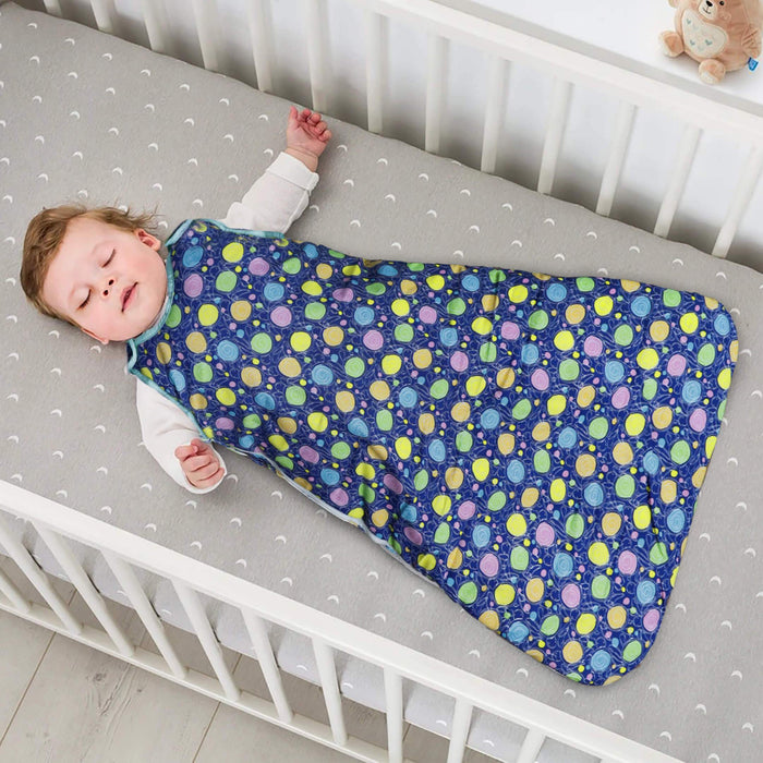 Multi Color Rainbow Baby Sleeping Bag