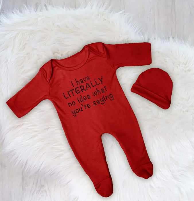 No idea Custom Designed Baby Romper Set