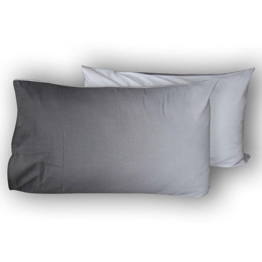 Ombre Black Pillow Covers - Cotton Passion