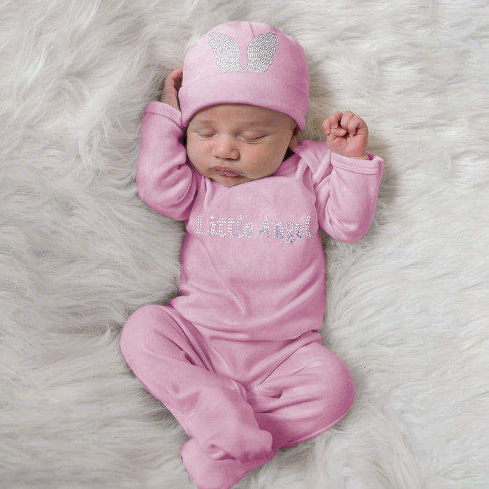 Little Angel Baby Romper Set - The Baby Store