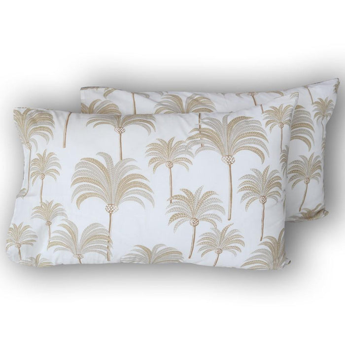 Skin Palm Pillow Covers - Cotton Passion
