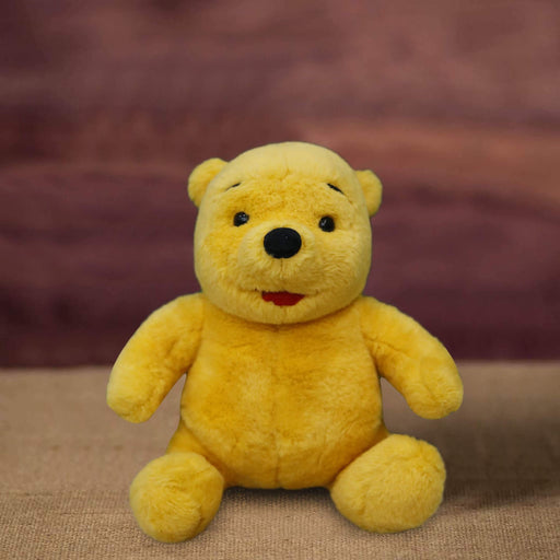 Stuffed Pooh Small- L 11 inches - Cotton Passion