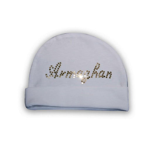 Custom Name Baby Cap - Cotton Passion