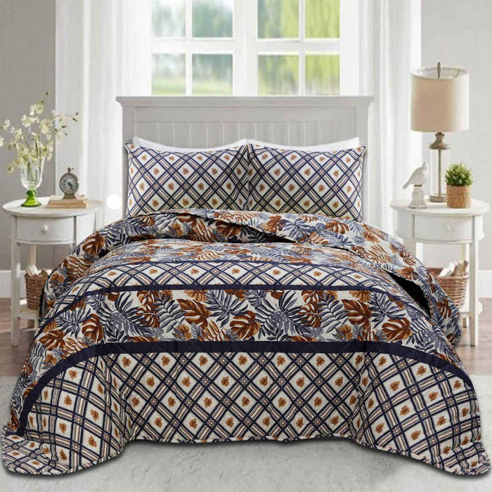 Summer Fiesta Polycotton Bedspread Set - Cotton Passion