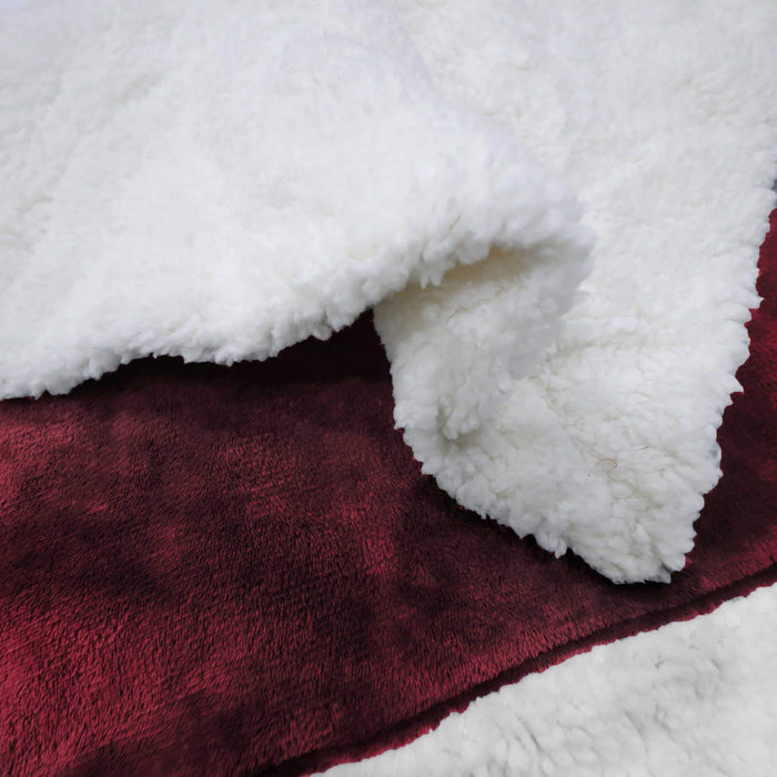 Baby Sherpa Blankets - Cotton Passion