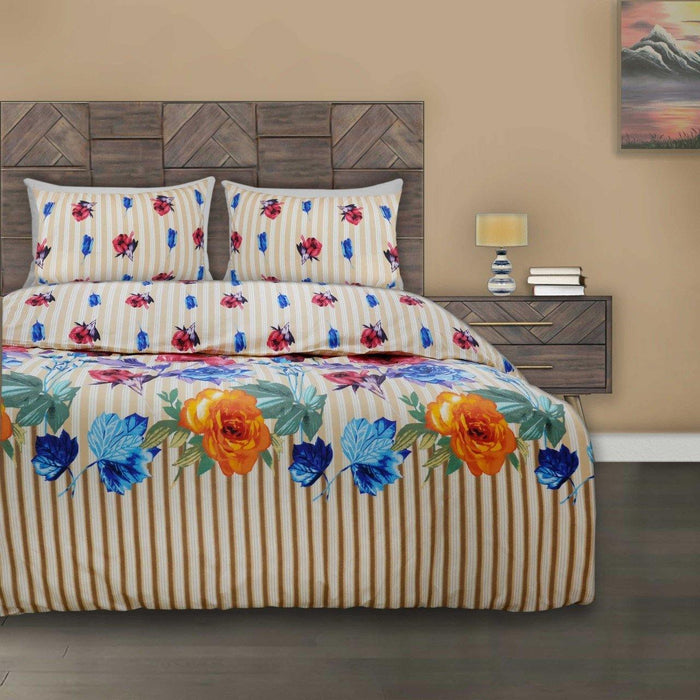 Spring Style Double Comforter - Cotton Passion