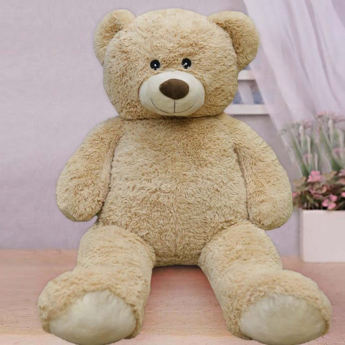 Stuffed Skin Bear Large (41 Inches) - Cotton Passion