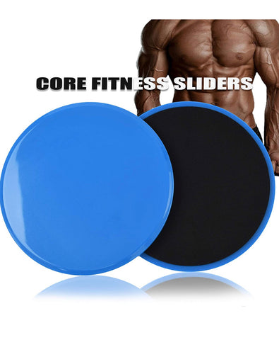 2pcs Sliding Gliding Exercise Sliders