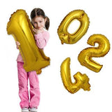 32inch Number Balloons