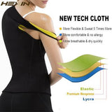 Women's camihot sweat Vest