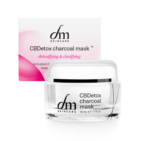 CBDetox™ charcoal mask