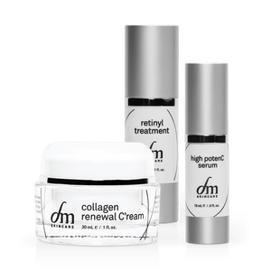 anti-aging skin care kit