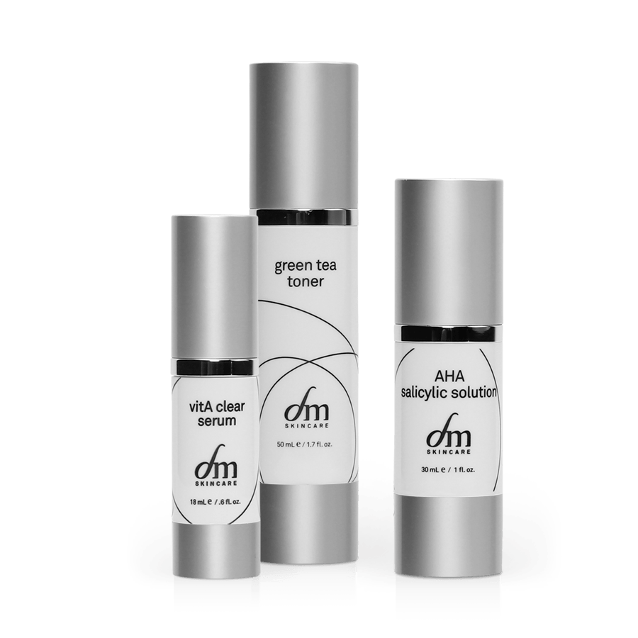 clarifying skin care kit level I