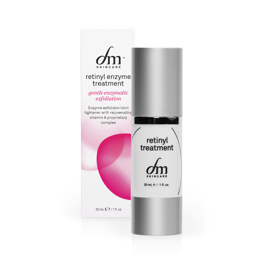 retinyl enzyme treatment
