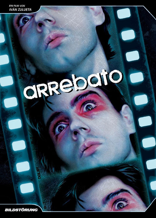 Arrebato - DVD Cover