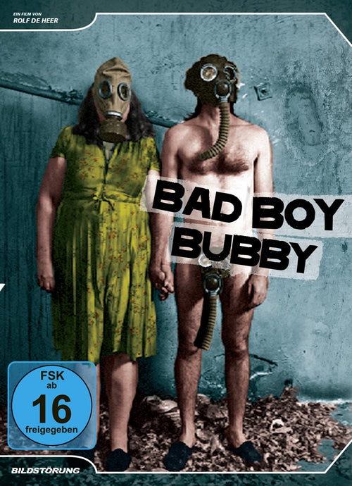 Bad Boy Bubby - DVD Cover mit FSK
