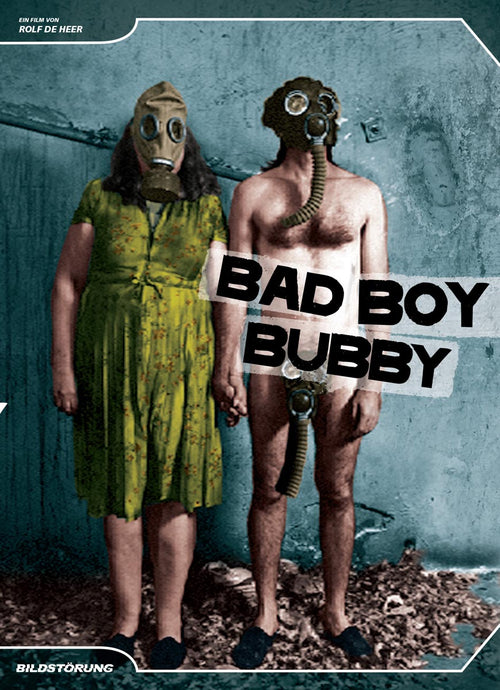 Bad Boy Bubby - DVD Cover