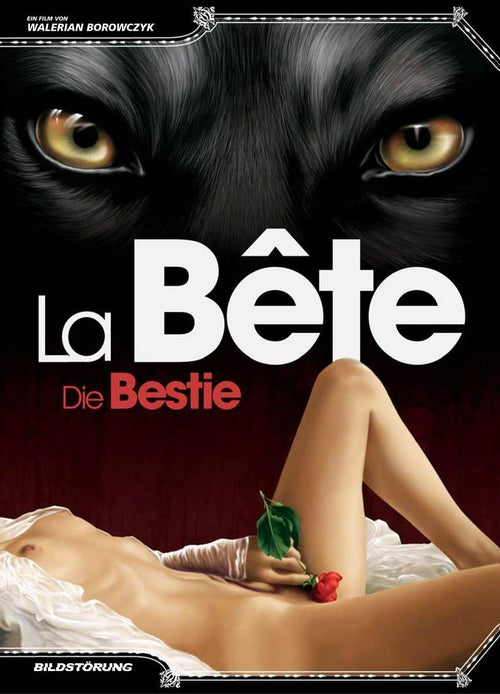 La Bete - DVD Cover