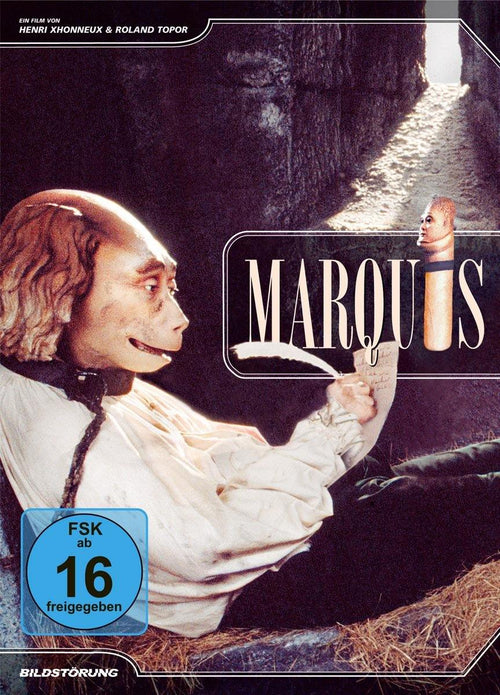 Marquis - DVD Cover mit FSK