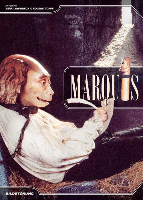 Marquis - DVD Cover