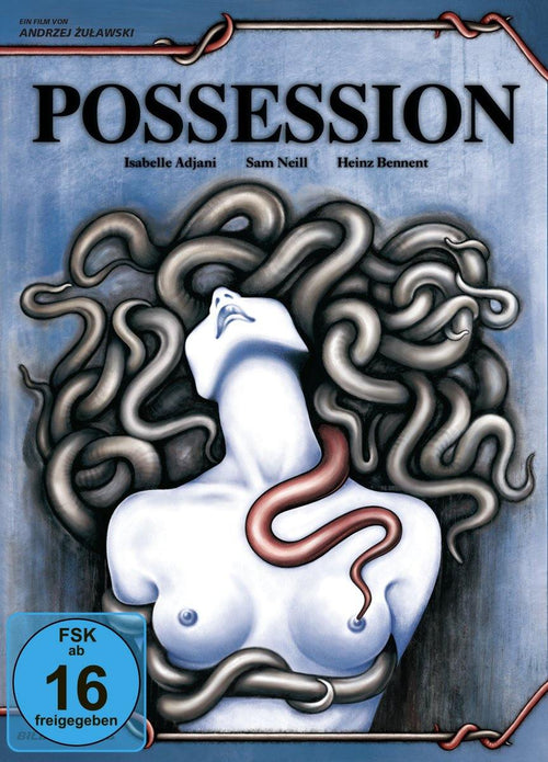 Possession - DVD Cover mit FSK