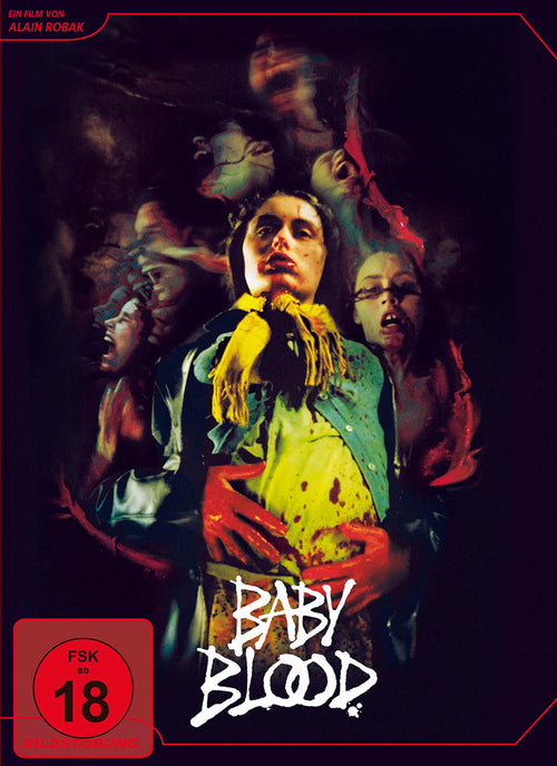 Baby Blood DVD Artwork