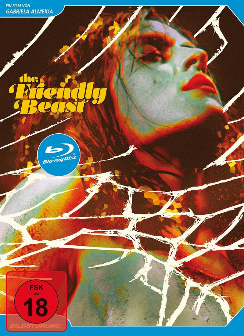The Friendly Beast - Blu-ray Cover
