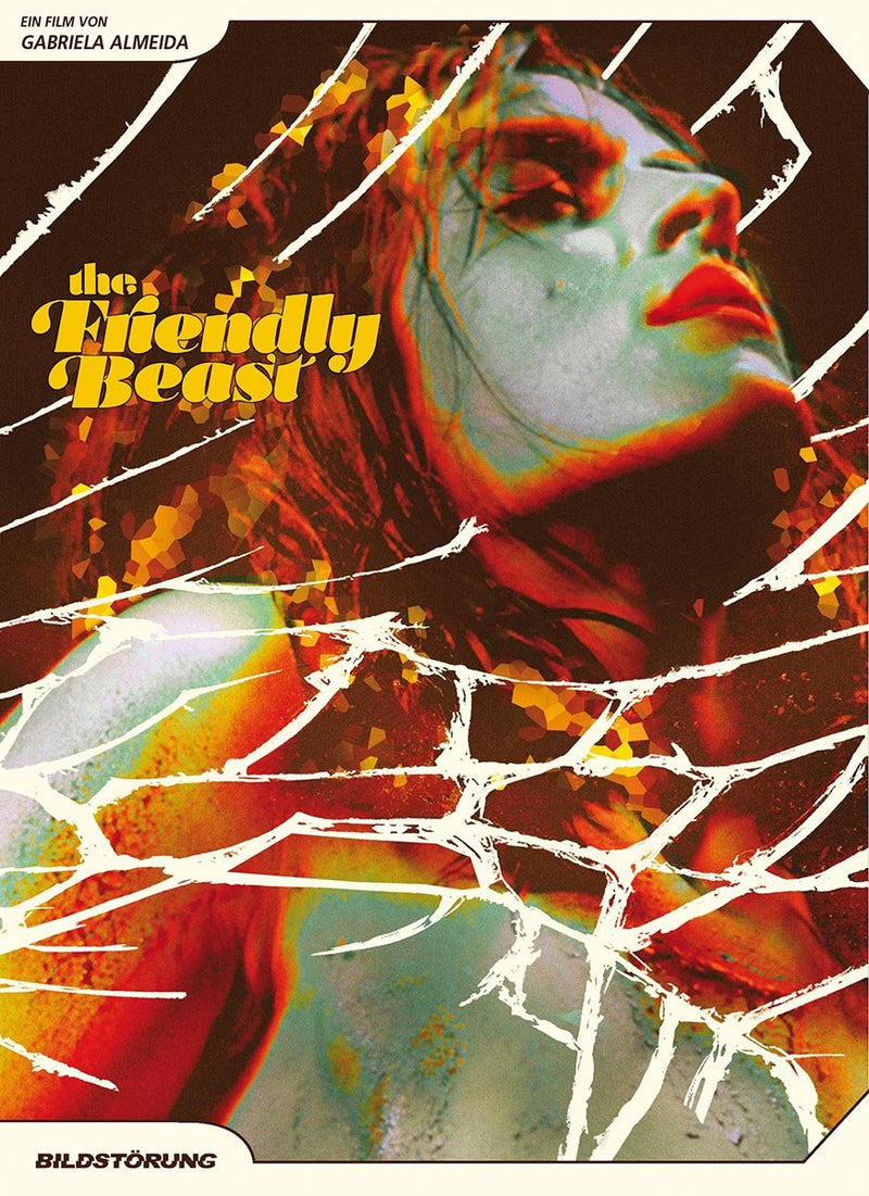 The Friendly Beast - DVD Cover