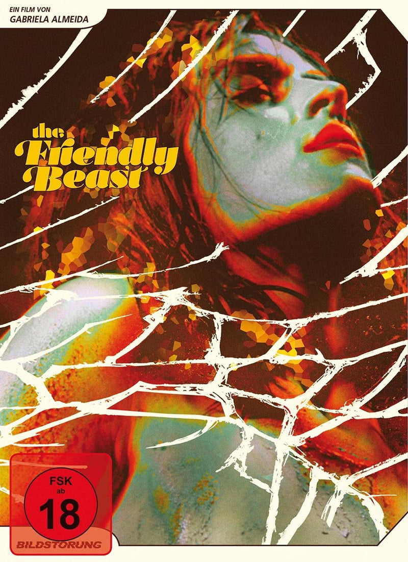 The Friendly Beast - DVD Cover mit FSK